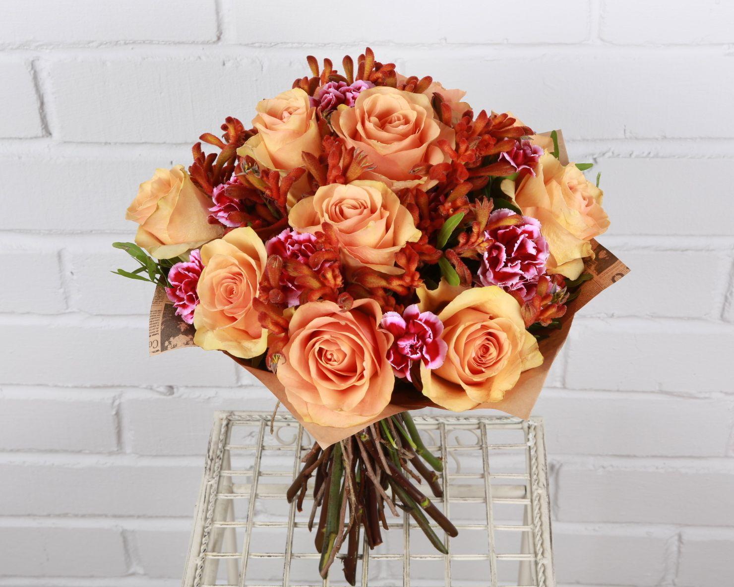 больной может не обычные букеты цветов что чем